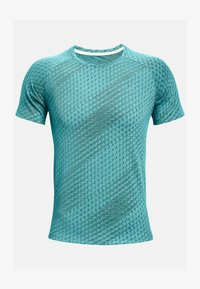 Under Armour - RUNCLIPSE - Print T-shirt - cosmos - 3