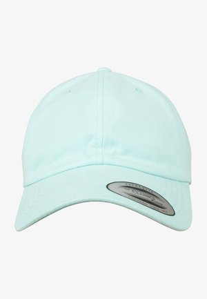 PEACHED COTTON TWILL DAD - Cap - diamond blue