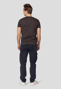 MARCUS - Cargo trousers - ultra dark navy - 2