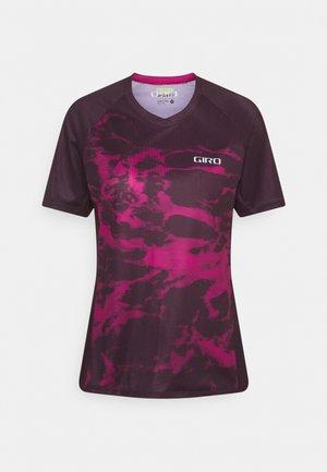 ROUST - T-shirt print - urchin foam