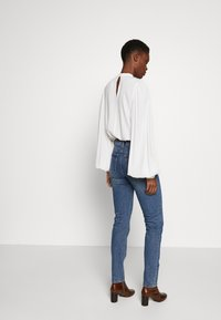 Object Tall - HANNAH  - Jean slim - medium blue denim - 2