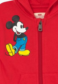 Levi's® - PLAY ALL DAY DISNEY MICKEY MOUSE BABY - Jumpsuit - super red - 3