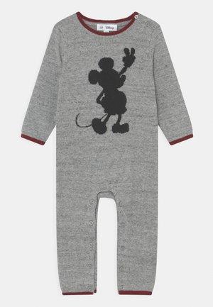 DISNEY MICKEY - Overall / Jumpsuit - mottled light grey