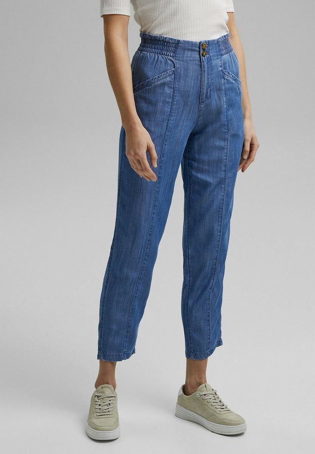 Jeansy Relaxed Fit - blue medium washed