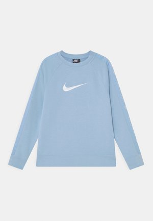 CREW - Sweater - psychic blue/white