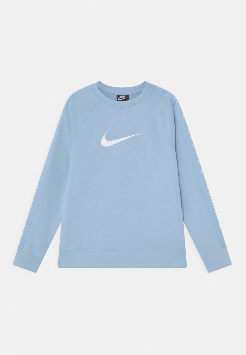 Nike Sportswear - CREW - Sudadera - psychic blue/white
