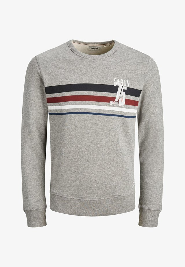KLASSISCHES - Sweatshirt - light grey melange