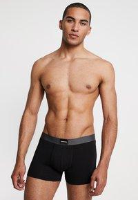 YOURTURN - 5 PACK - Underkläder - black - 1