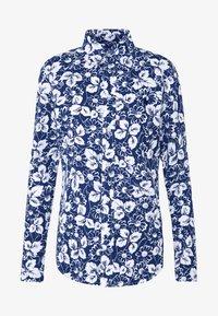 Polo Ralph Lauren - HEIDI LONG SLEEVE - Skjorte - blue/ white - 4