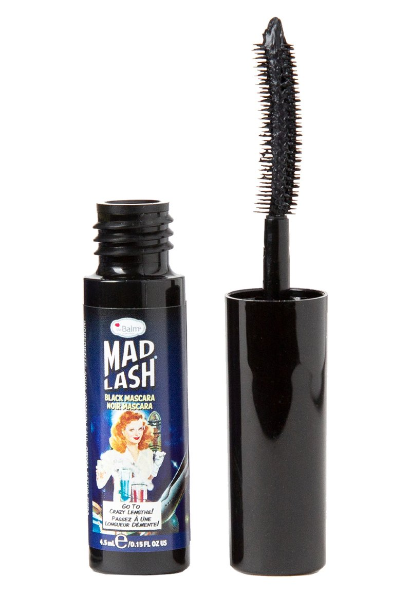 the Balm - MAD LASH TRAVEL SIZE - Mascara - black