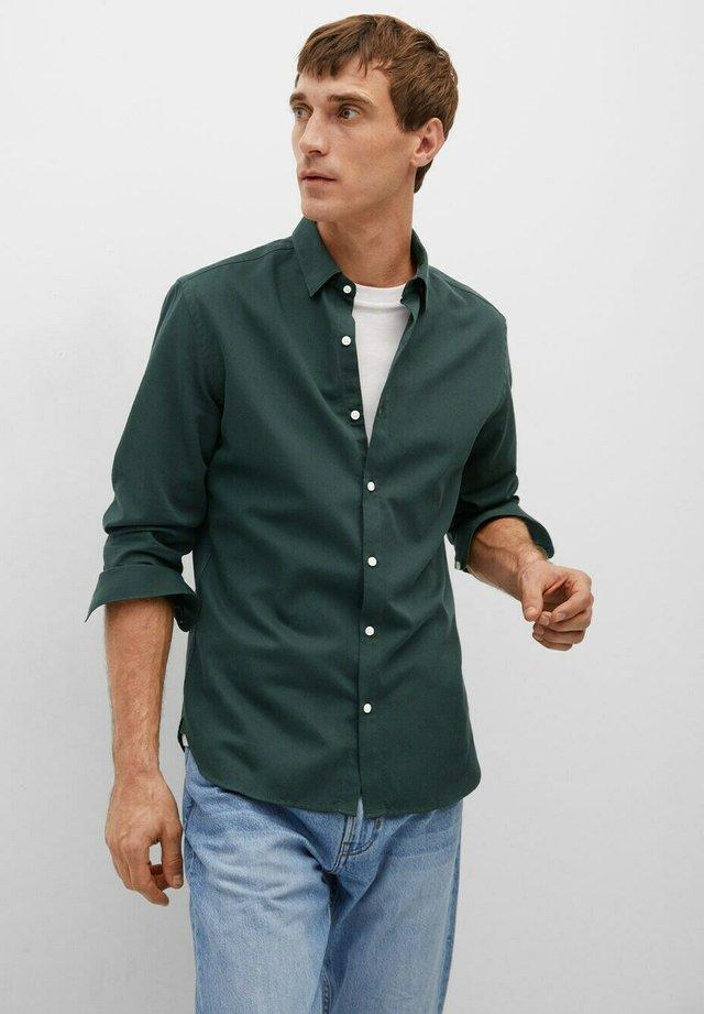 ARTHUR - Overhemd - khaki