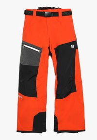 8848 Altitude - DEFENDER PANT - Täckbyxor - red clay - 2