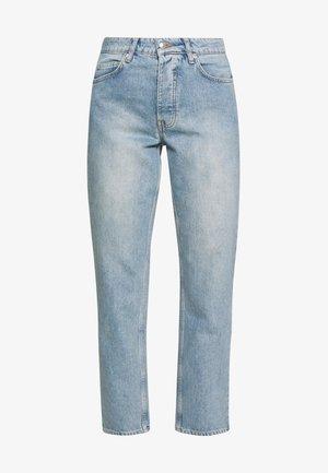 PEARL  - Straight leg jeans - distressed blue