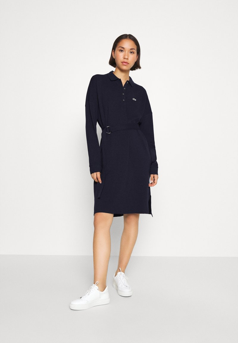 Lacoste - Day dress - marine