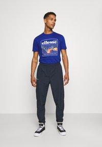 Ellesse - PARERI TEE - Print T-shirt - blue - 1