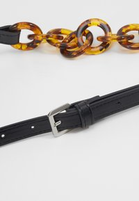 Becksöndergaard - LONIA CHAIN STRAP - Handbag - black - 2