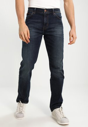TEXAS STRETCH - Jeansy Straight Leg - vintage tint