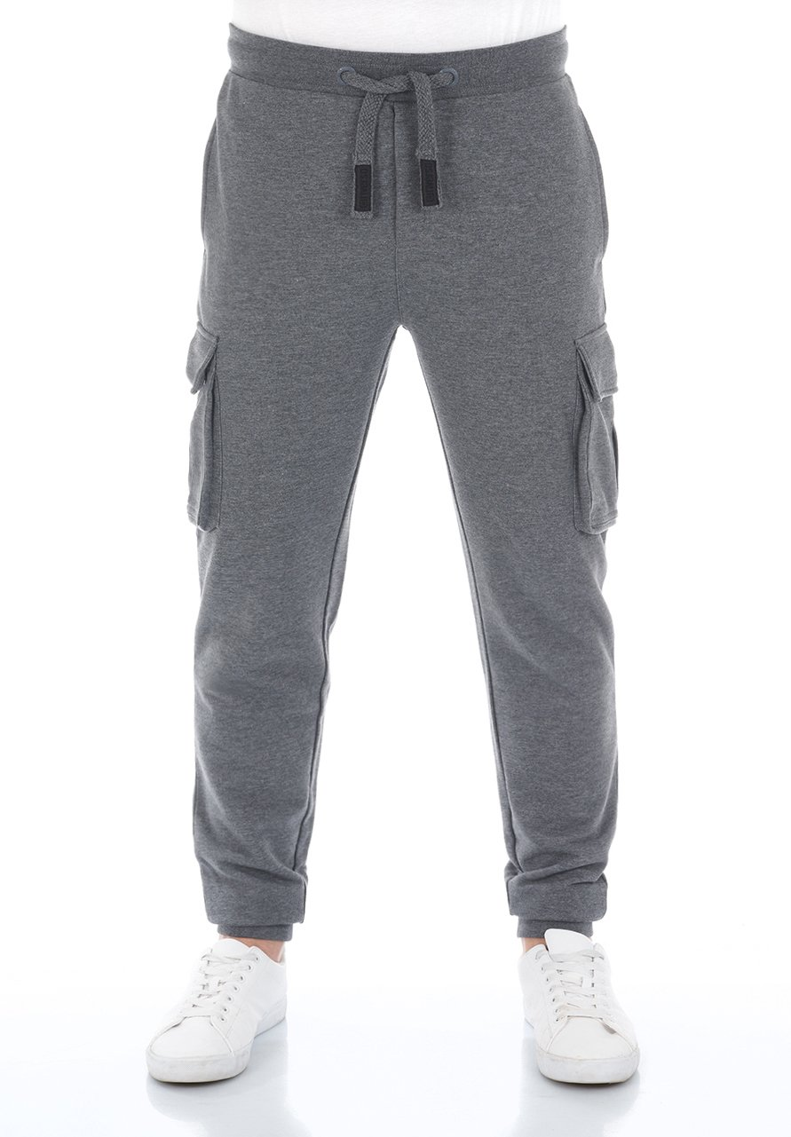 Herren RIVLARS - Jogginghose - grey melange standard