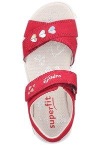 Superfit - Sandals - rot - 1