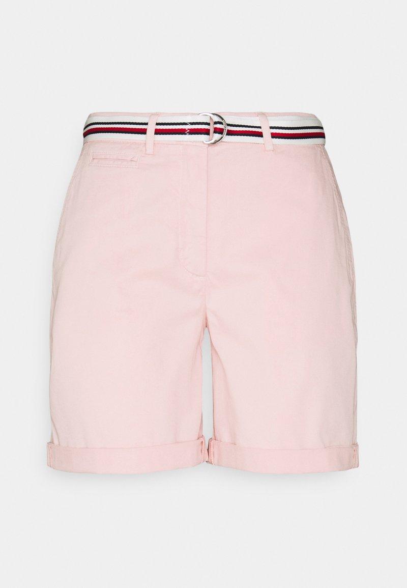 Tommy Hilfiger - SLIM - Shorts - light pink