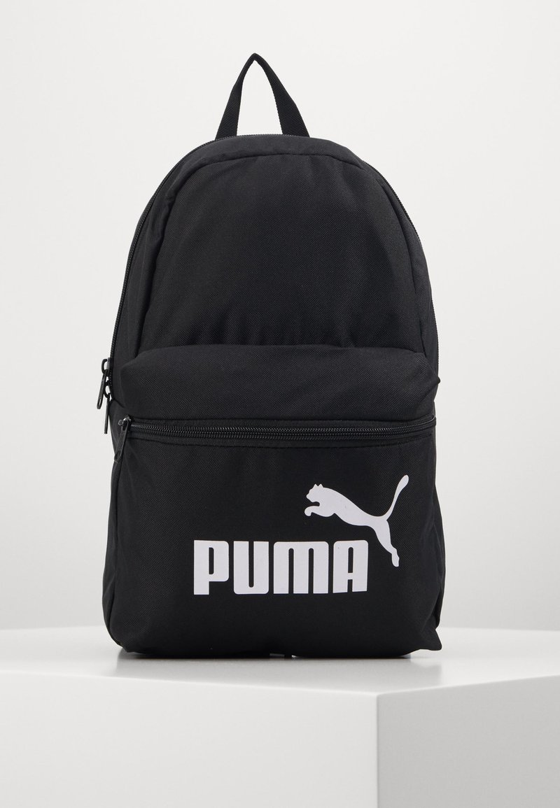 Puma - PHASE SMALL BACKPACK - Tagesrucksack - black