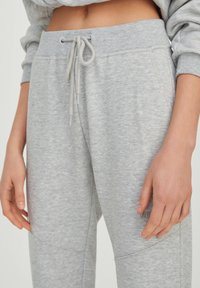 PULL&BEAR - Tracksuit bottoms - grey - 3