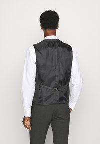 Jack & Jones PREMIUM - JPRBLAKIV FRANCE WAISTCOAT - Vest - dark grey - 2