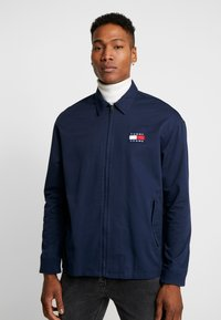 Tommy Jeans - CASUAL JACKET - Leichte Jacke - twilight navy - 0