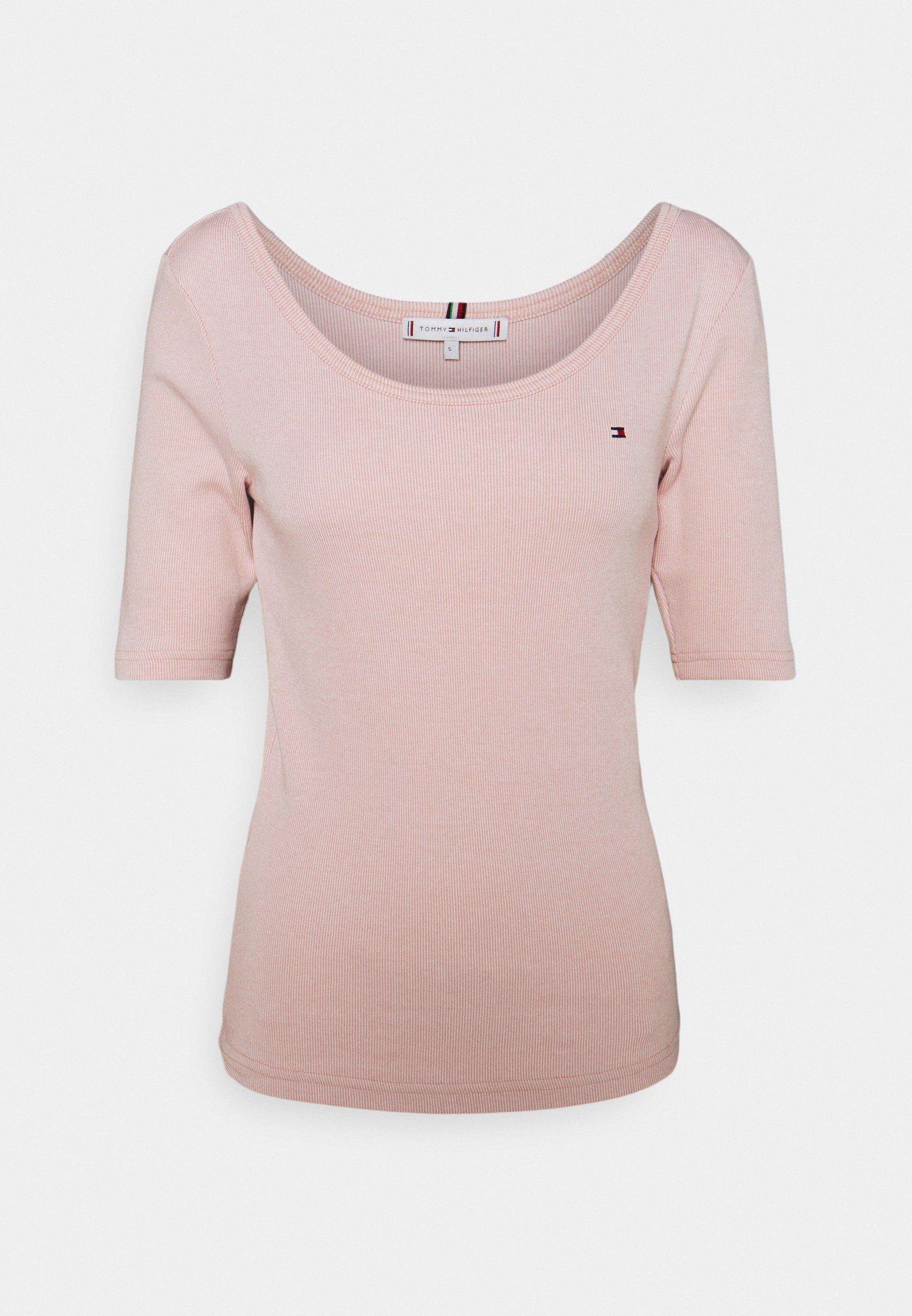 Women SLIM VERTICAL OPEN - Basic T-shirt