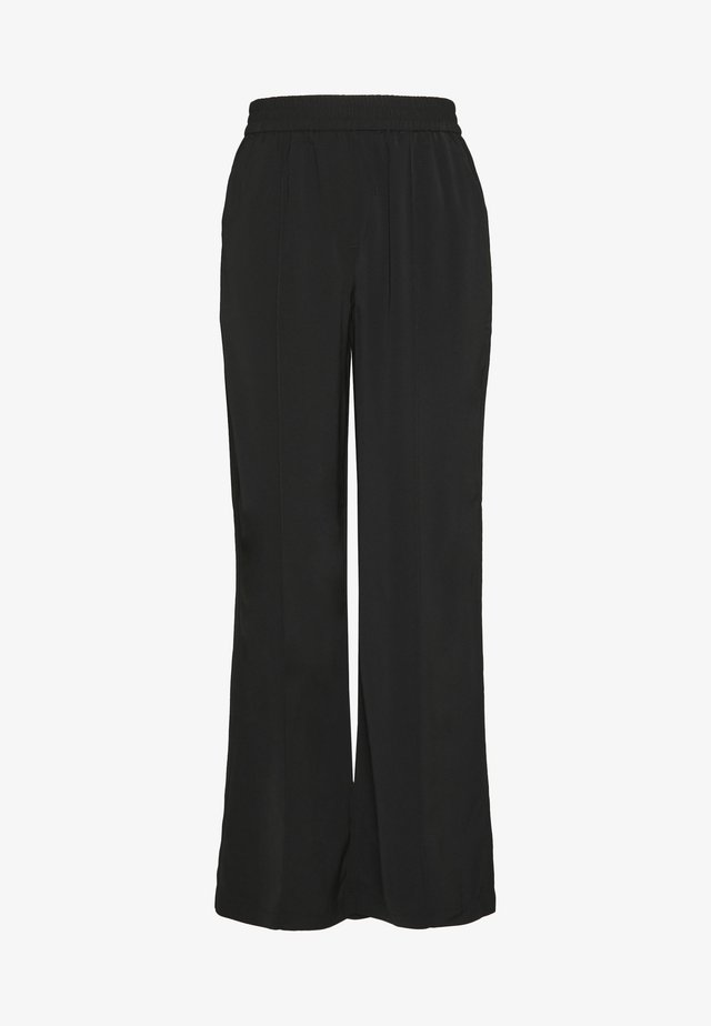 VMKARINA WIDE PANT  - Bukser - black