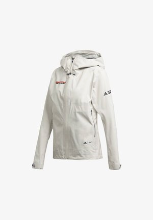 PARLEY Three-Layer CLIMAPROOF OUTDOOR JACKET - Trainingsvest - white
