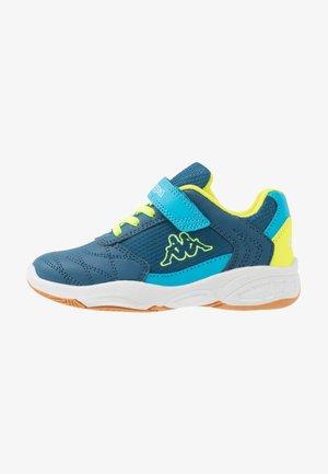DROUM II UNISEX - Sports shoes - blue/yellow