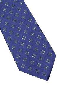 Eterna - Tie - blau/grün - 1