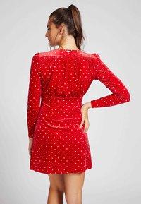 Guess - Day dress - dunkelrot - 2