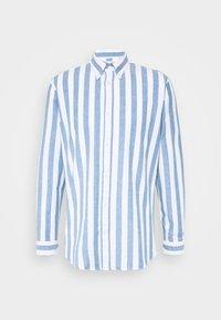 Selected Homme - SLHREGWIDE STRIPE - Košile - light blue - 4