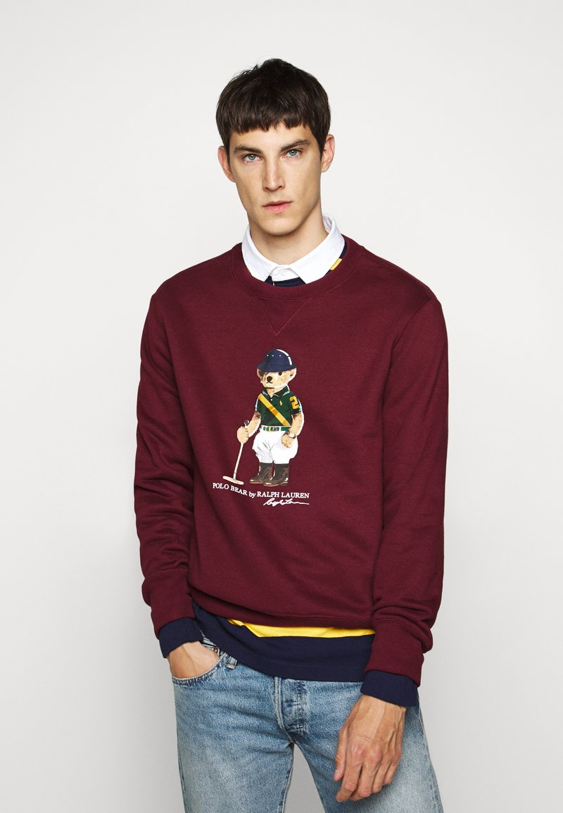Polo Ralph Lauren - MAGIC - Sweatshirt - classic wine
