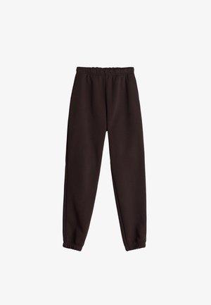 Spodnie treningowe - black coffee