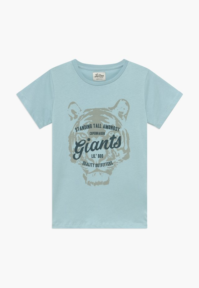 GIANT TIGER - T-Shirt print - green