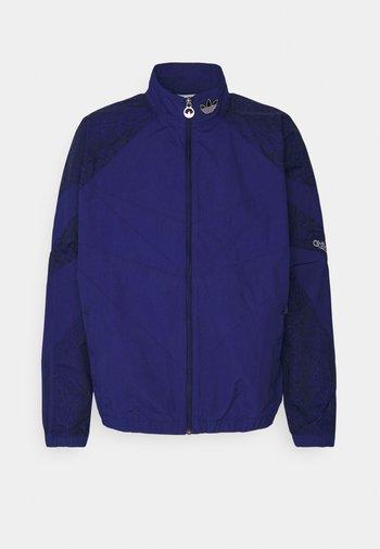Lett jakke - victory blue