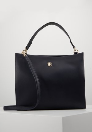 MODERN SATCHEL - Handbag - blue