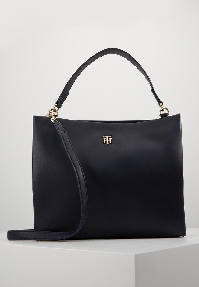 MODERN SATCHEL - Käsilaukku - blue
