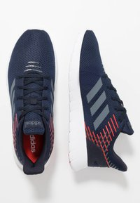 adidas Performance - ASWEERUN - Zapatillas de running neutras - legend ink/onix/active red - 1