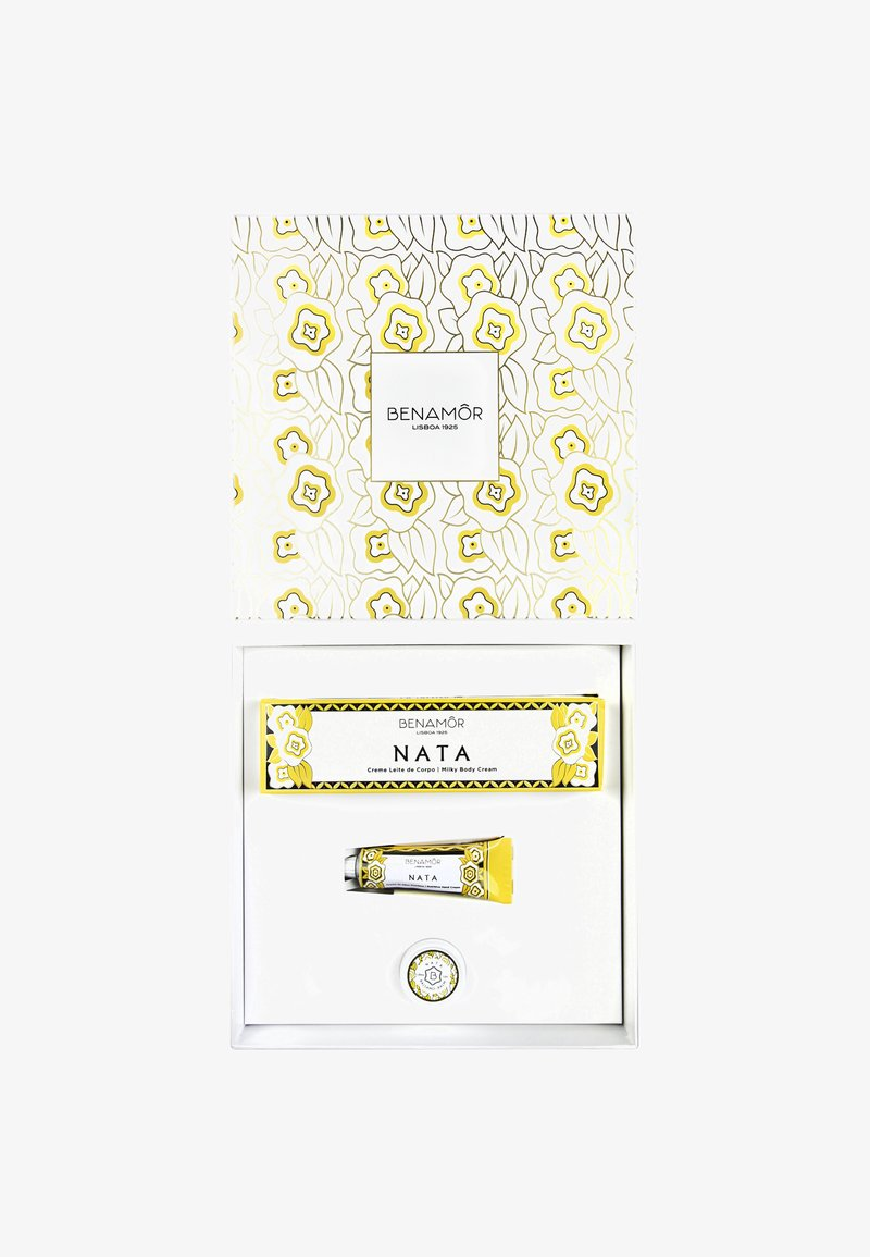 Benamor - GIFT BOX BODY CREAM - Skincare set - nata