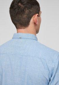 Q/S designed by - Shirt - light blue melange - 4