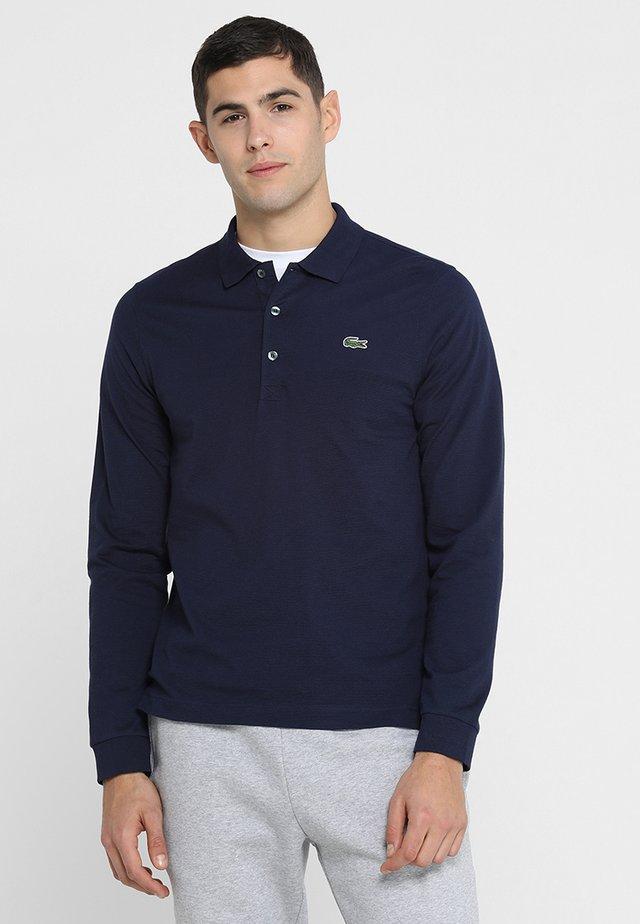 Polo shirt - navy blue