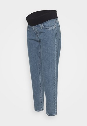 MOM - Relaxed fit jeans - light wash