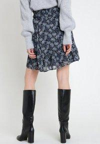Maison 123 - A-line skirt - bleu marine - 2