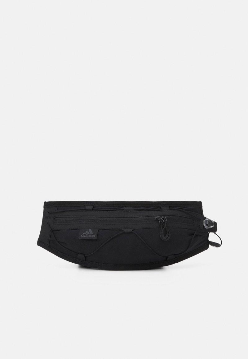 adidas Performance - RUN UNISEX - Bum bag - black