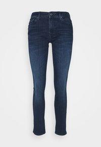 7 for all mankind - PYPER SLIM ILLUSION STARRY - Jeans Skinny Fit - dark blue - 0