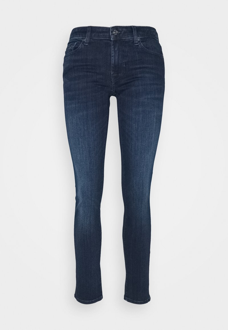 7 for all mankind - PYPER SLIM ILLUSION STARRY - Jeans Skinny Fit - dark blue